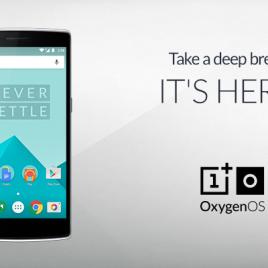 OxygenOs : la nouvelle rom de OnePlus pour le One